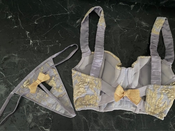 Used New Victoria Secret set in Dubai, UAE