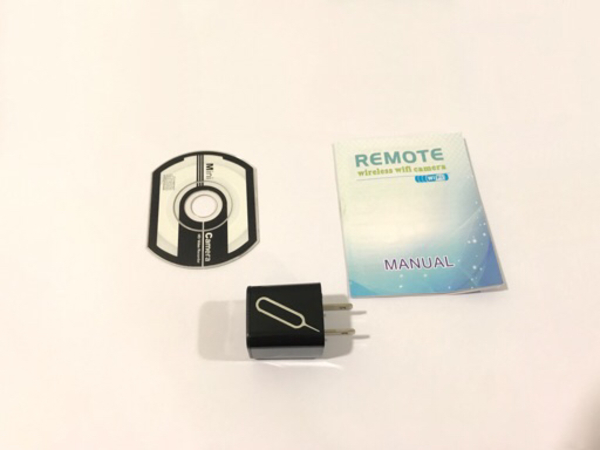 Used NEW WiFi Charger Camera USB WallCharger in Dubai, UAE