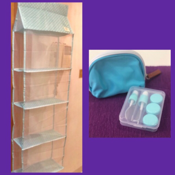 Used Bag Organizer /Pouch/ Perfume kit in Dubai, UAE