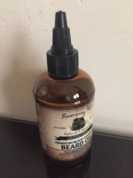 Used Sunny jamaican black castor beard oil in Dubai, UAE