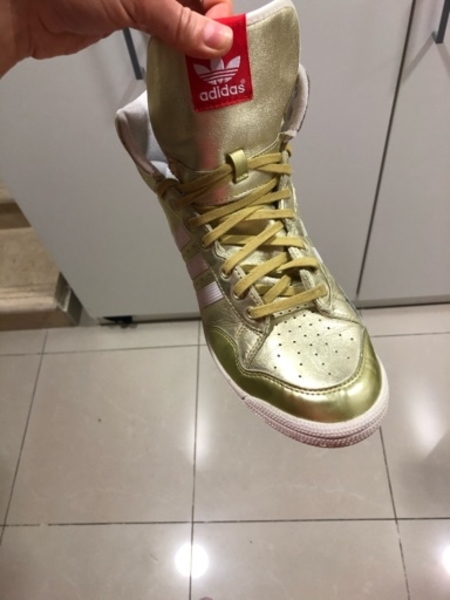 Used Adidas sneakers size 42.5 in Dubai, UAE