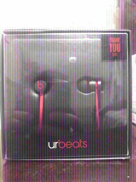 Used ORIGINAL URBEATS HEADSET in Dubai, UAE