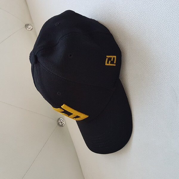 Used FENDI New Black Cap in Dubai, UAE