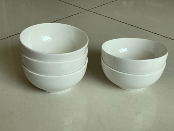 Used New 5 Pcs Bowls Set For Sale in Dubai, UAE