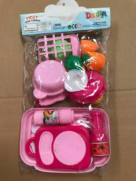 Used Kitchen set toys for kids in Dubai, UAE