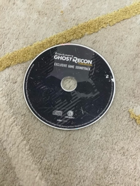 Used GHOST RECON  CD SONY 4 in Dubai, UAE