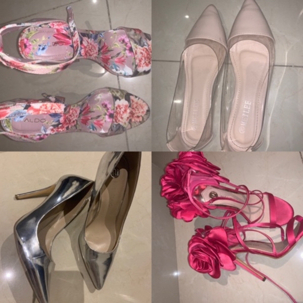 Used Branded shoes size 38 in Dubai, UAE
