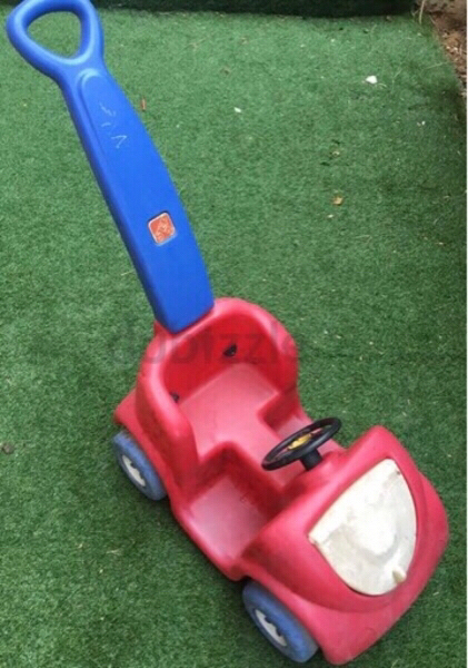 Used STEP2 pushcar frm ELC quite old but work in Dubai, UAE