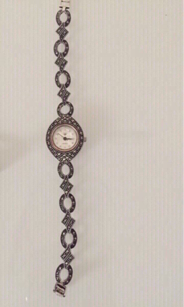 Used Silver watch for sale in Dubai, UAE