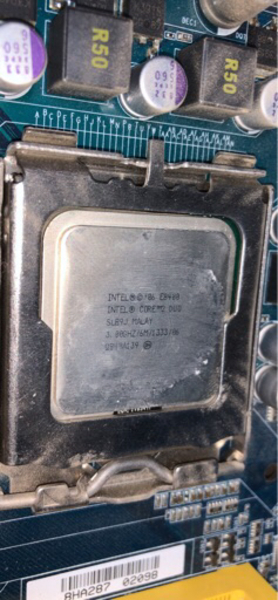 Used Motherboard with processor  in Dubai, UAE
