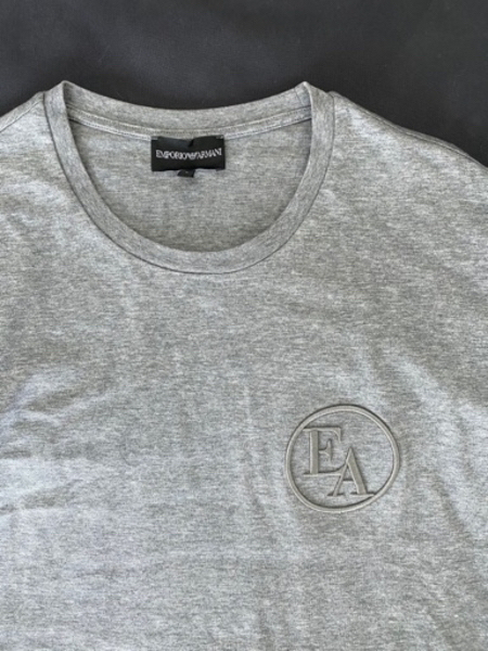 Used Authentic New Emporio Armani T-shirt in Dubai, UAE