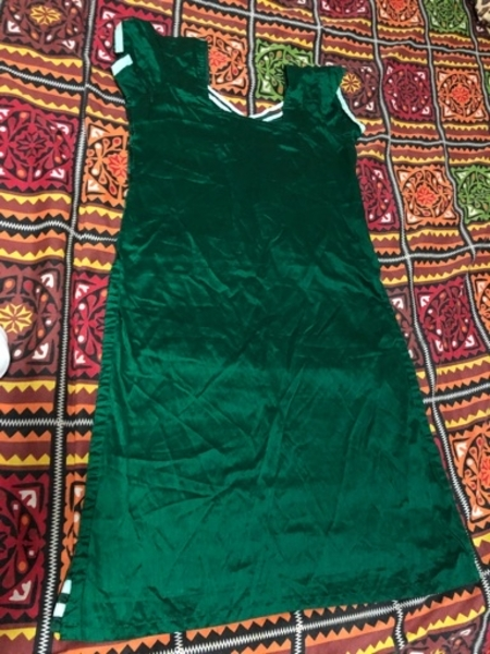 Used KURTA ,BOTTOM & DUPPATA SIZE LARGE in Dubai, UAE