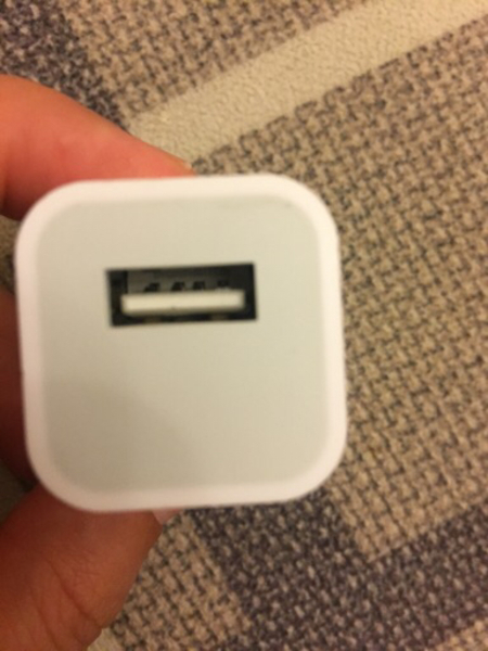 Used iPhone adapter original in Dubai, UAE