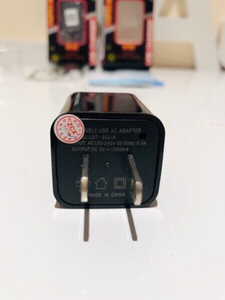 Used WIFI CHARGER CAMERA 1080P W-M1 1pcs in Dubai, UAE