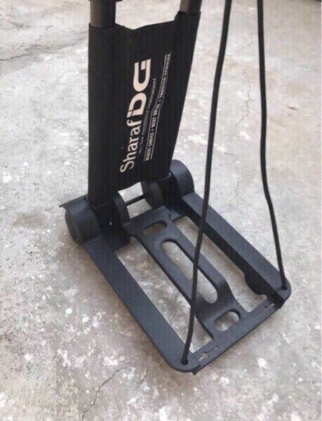Used Sharaf DG brand new trolly in Dubai, UAE