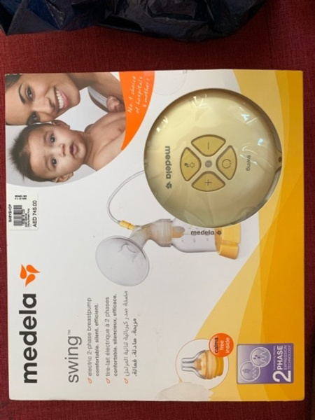 Used Medela Breast Pump in Dubai, UAE