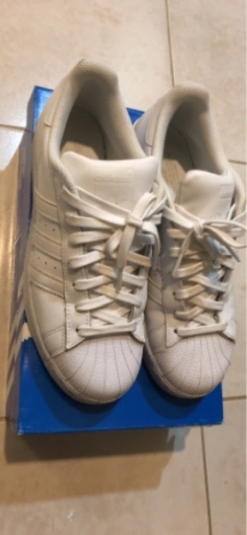 Used Adidas superstar shoes in Dubai, UAE
