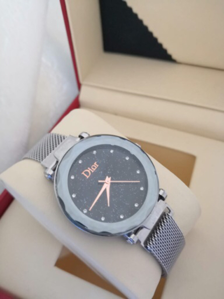 Used New Dior watch ladies in Dubai, UAE