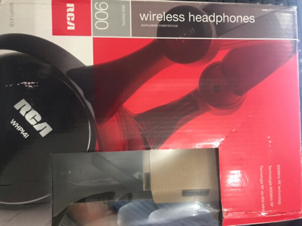 Used Branded gaming headphone - box peice in Dubai, UAE