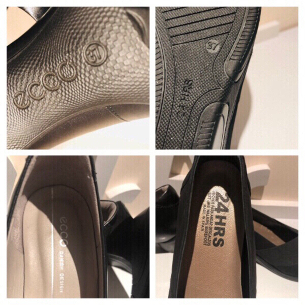 Used Quality shoes Ecco+24Hour size 37 in Dubai, UAE