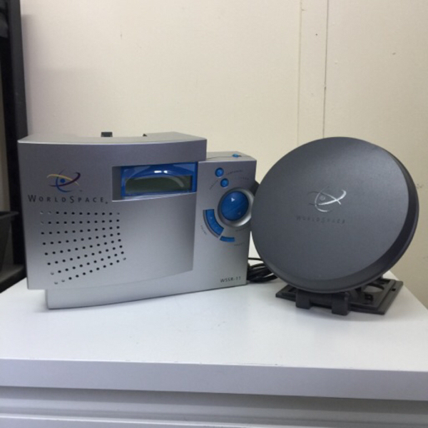 Used Worldspace digital receiver in Dubai, UAE