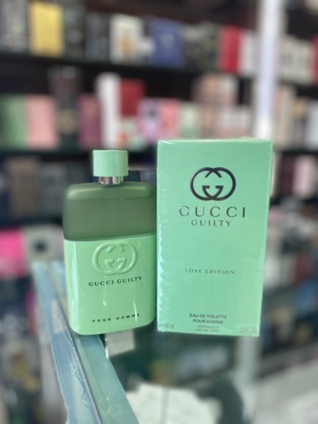 Used Gucci Guilty Love Edition EDP and EDT in Dubai, UAE