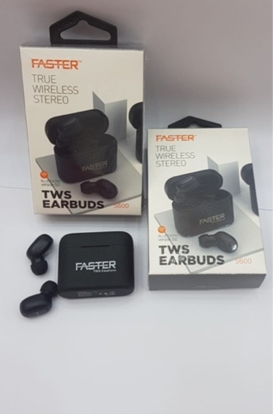 Used Faster stereo wireless earbuds s6000 in Dubai, UAE