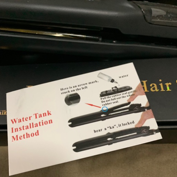 Used Pro hair salon styler & straightener NEW in Dubai, UAE