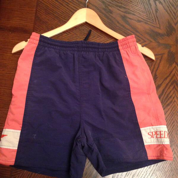 Used #11to12yrs #swimingcostume #branded #Gap #speedo in Dubai, UAE
