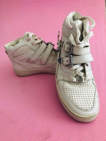 Used Michael Kors sneakers size36 in Dubai, UAE