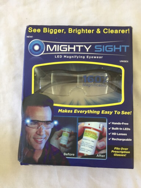 Used Led reading glasses with anti blue light in Dubai, UAE