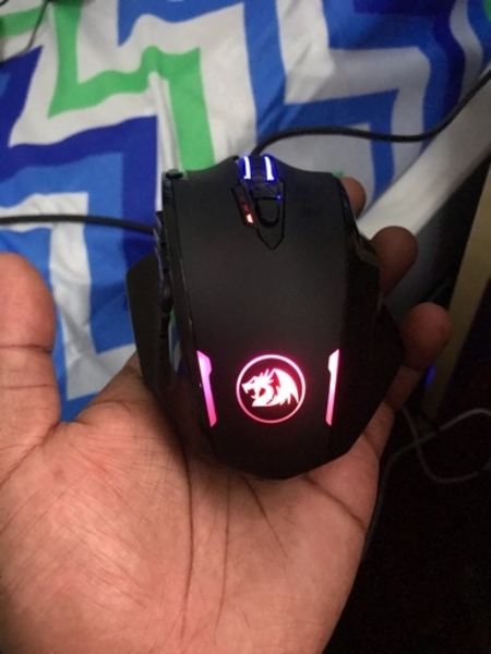 Used Red dragon Programable gaming mouse in Dubai, UAE