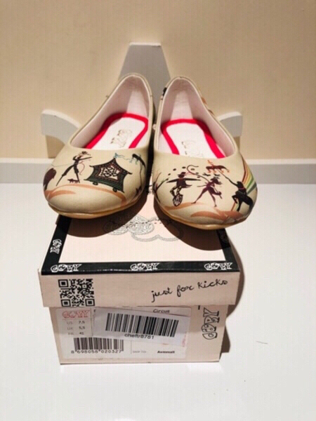 "Used Goby ""circus"" shoes size EU 38 in Dubai, UAE"
