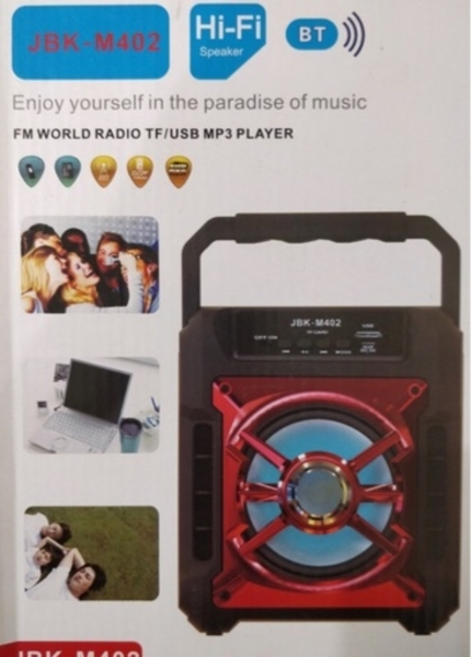 Used Hi-Fi Bluetooth high bass speaker.new in Dubai, UAE
