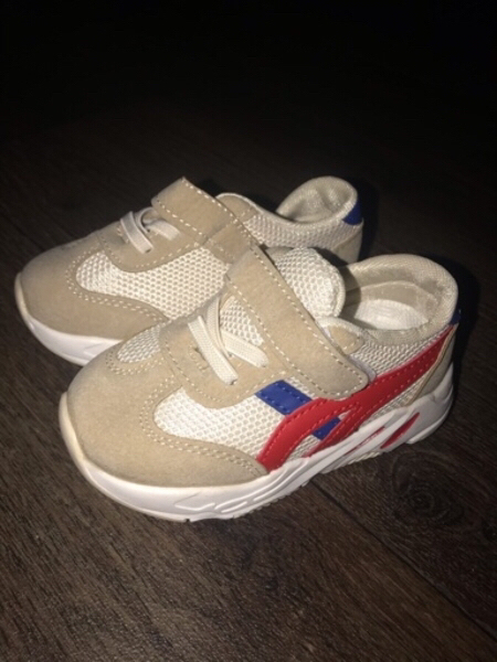Used shoes kids Size 23 جزمة أطفال in Dubai, UAE