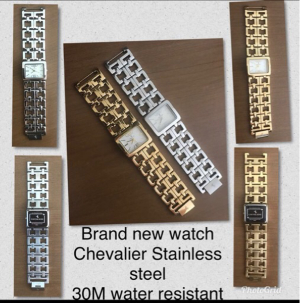 Used Brand new watch original and stainless in Dubai, UAE