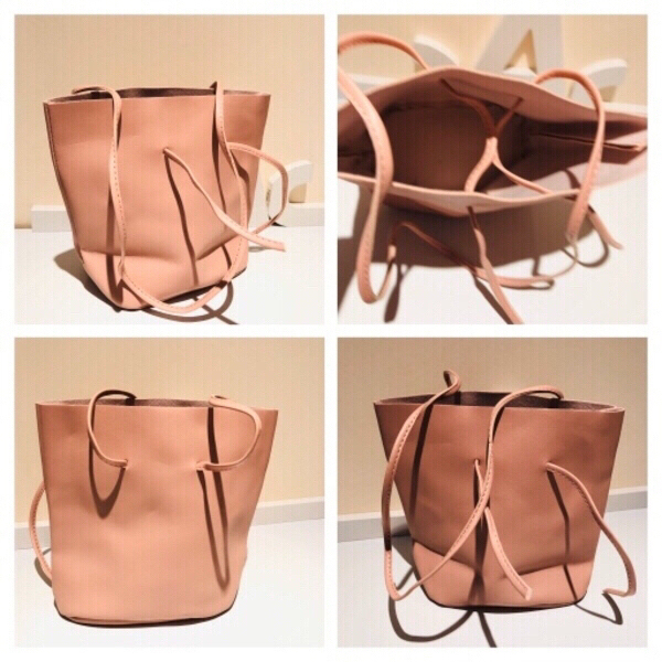 Used Goby shoes 36 & pink bucket bag read‼️ in Dubai, UAE