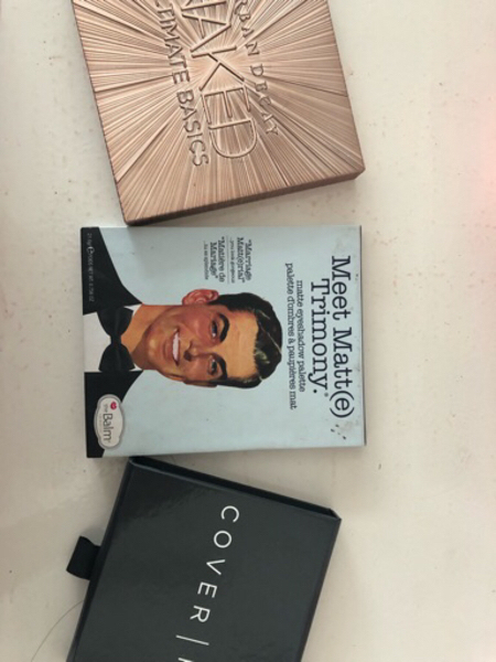Used Set of 3 authentic high end palettes in Dubai, UAE