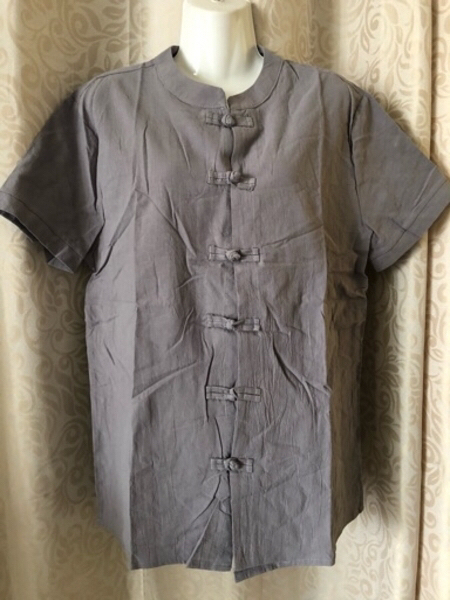 Used Grey top size XXXL in Dubai, UAE