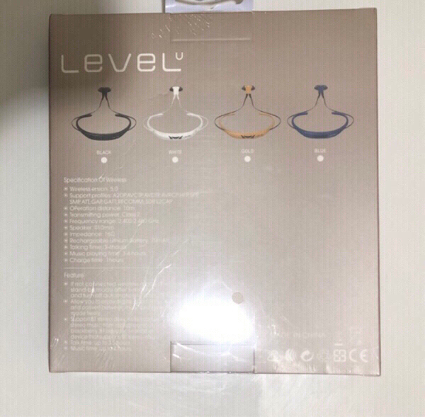 Used Great Level U Stereo Headset Dark Blue in Dubai, UAE