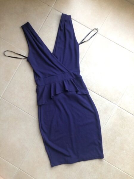 Used Warehouse Fitted midi dress in Dubai, UAE