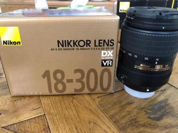 Nikon D5300 camer with kit lens & Nikkor, p438406 - Melltoo com