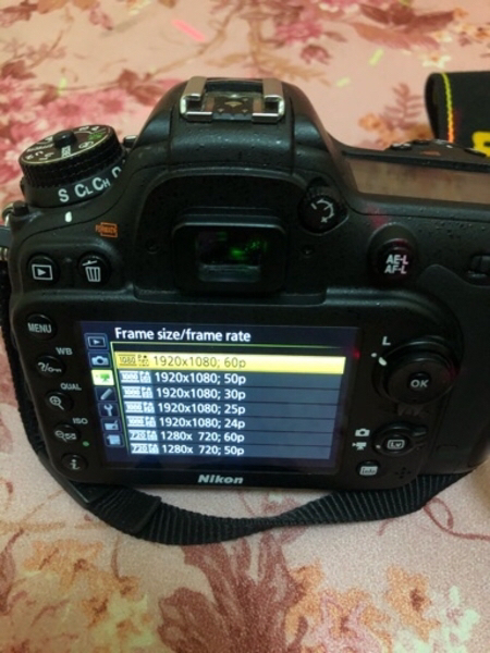 Used Nkon D7200 with 50mm lens for Sale @2000 in Dubai, UAE