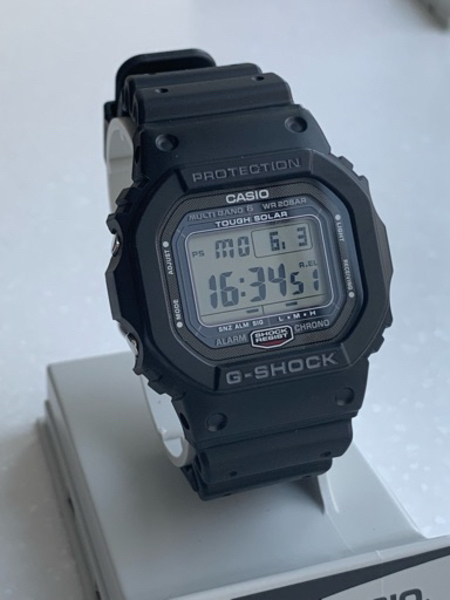 cheap for discount 6363e 8ca4d Casio G-Shock GW-5000-1JF Japan Made, p373834 - Melltoo.com