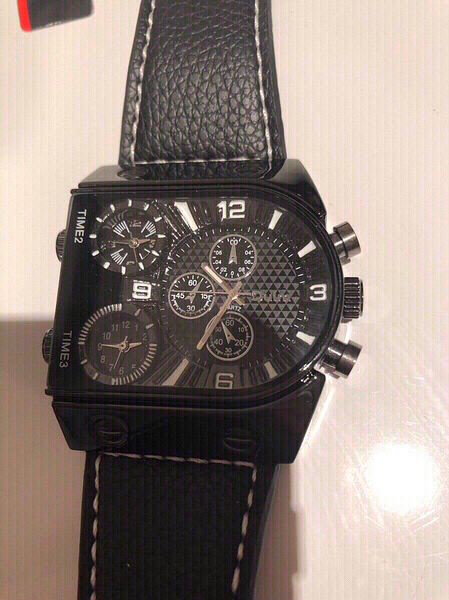 Used OULM MENS WATCH new in Dubai, UAE