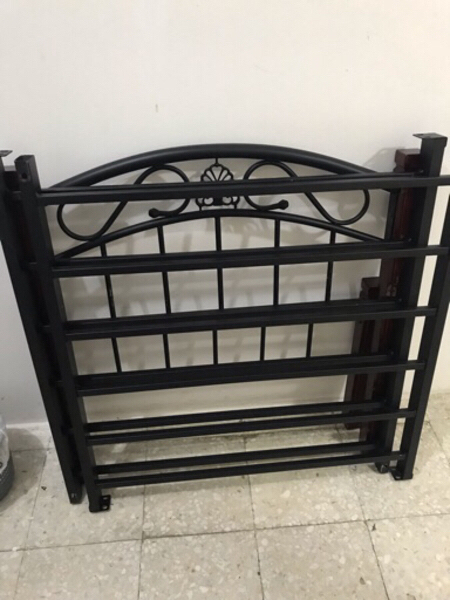 Used Bed - Single size in Dubai, UAE