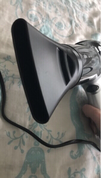 Used Hair Dryer - BRAUN SATIN HAIR in Dubai, UAE
