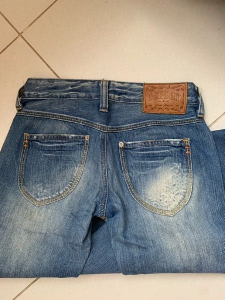 Used Replay jeans in Dubai, UAE