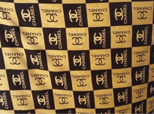 Used LV and Chanel Inspired Bedsheets in Dubai, UAE
