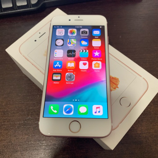 iPhone 6S 64GB Rose Gold, p321676 - Melltoo com